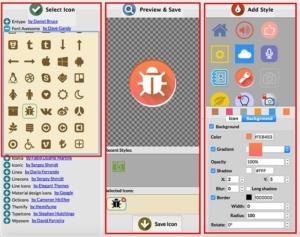 iconion UI