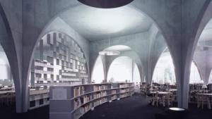 多摩美術大学図書館