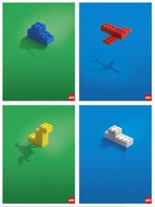 LEGOポスター