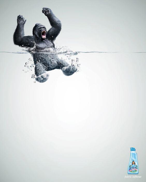 洗剤の広告