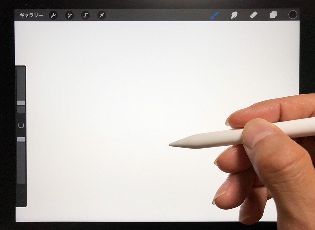 iPadとアップルペンシル