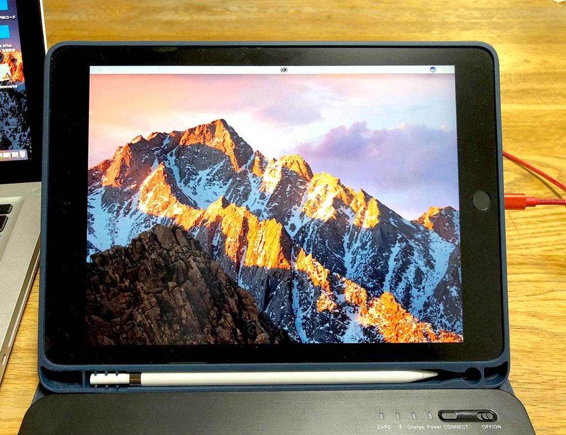 Macのデスクトップが表示されます
