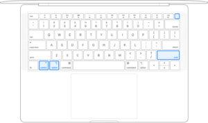 T2チップを搭載したMacの場合