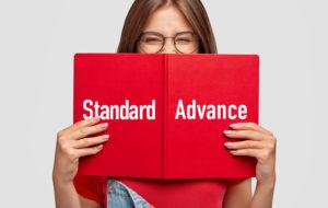カラーコーディネーター検定試験 スタンダードとアドバンスの違いって何?